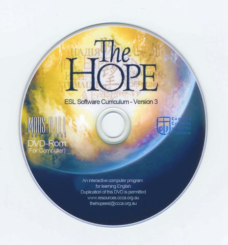 The Hope (DVD)
