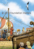 Foundation Matters Pictures (Large Laminated Print Set)