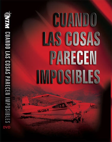 Spanish - When Things Seem Impossible (Spanish DVD) Cuando las Cosas Parecen Imposibles