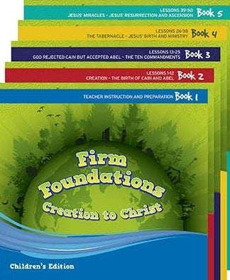Children's Chronological Bible Study Complete Set (Download)
