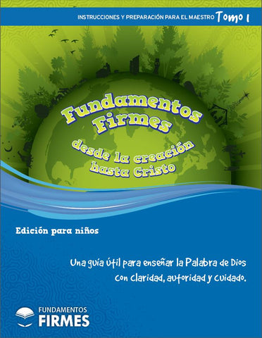 Children's Chronological Bible Study Complete Set - Spanish (Download)