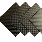 3K Weave 1Meter x 1Meter x .5mm Carbon Fiber Plate (715.0 Grams) -708744109538 - Overnight Composites