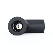 6mm Round 90ºT- Composite Connector (3.0 Grams)- PN 708744108036 - Overnight Composites