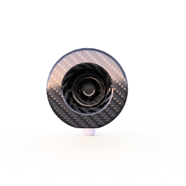 6mm Bolt Anchor Mount with M3 Screw Used to Join 6mm 3K Carbon Fiber Tube (4.0 Grams)- PN 708744108043 - Overnight Composites