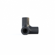 6mm Round 90º 3-Way Corner Composite Connector - (4.0 Grams) PN 708744108074 - Overnight Composites