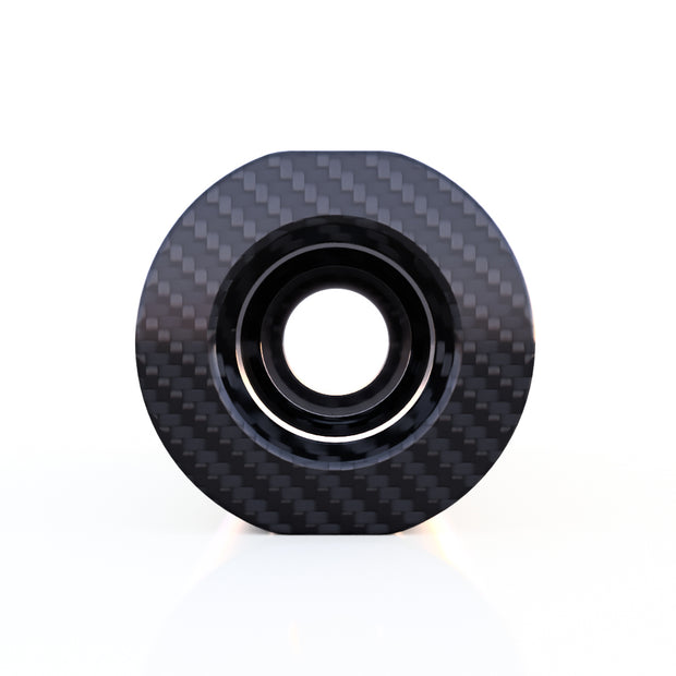 6mm Round Female Thread Fitting (2.0 Grams) - PN 708744108104 - Overnight Composites