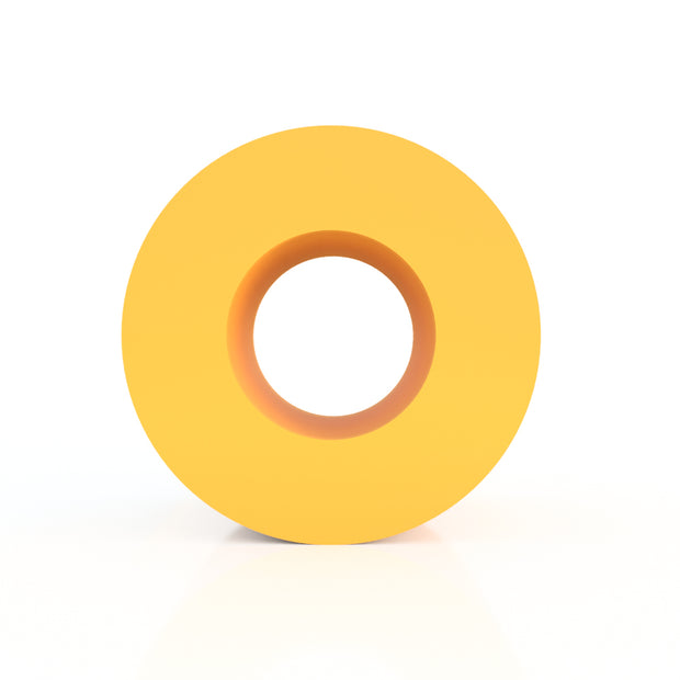 6mm ID x 12mm OD x 10mm Teflon Bushing for Linear & Rotational Motion (1.0 Grams)- PN 708744108128 - Overnight Composites