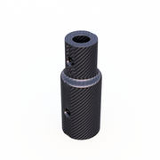 6mm - 10mm Round Adapter (4.0 Grams) - PN 708744108135 - Overnight Composites