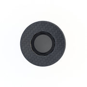 6mm Round Shaft Hard Stop Composite Connector (.75 Grams) - PN 708744108159 - Overnight Composites