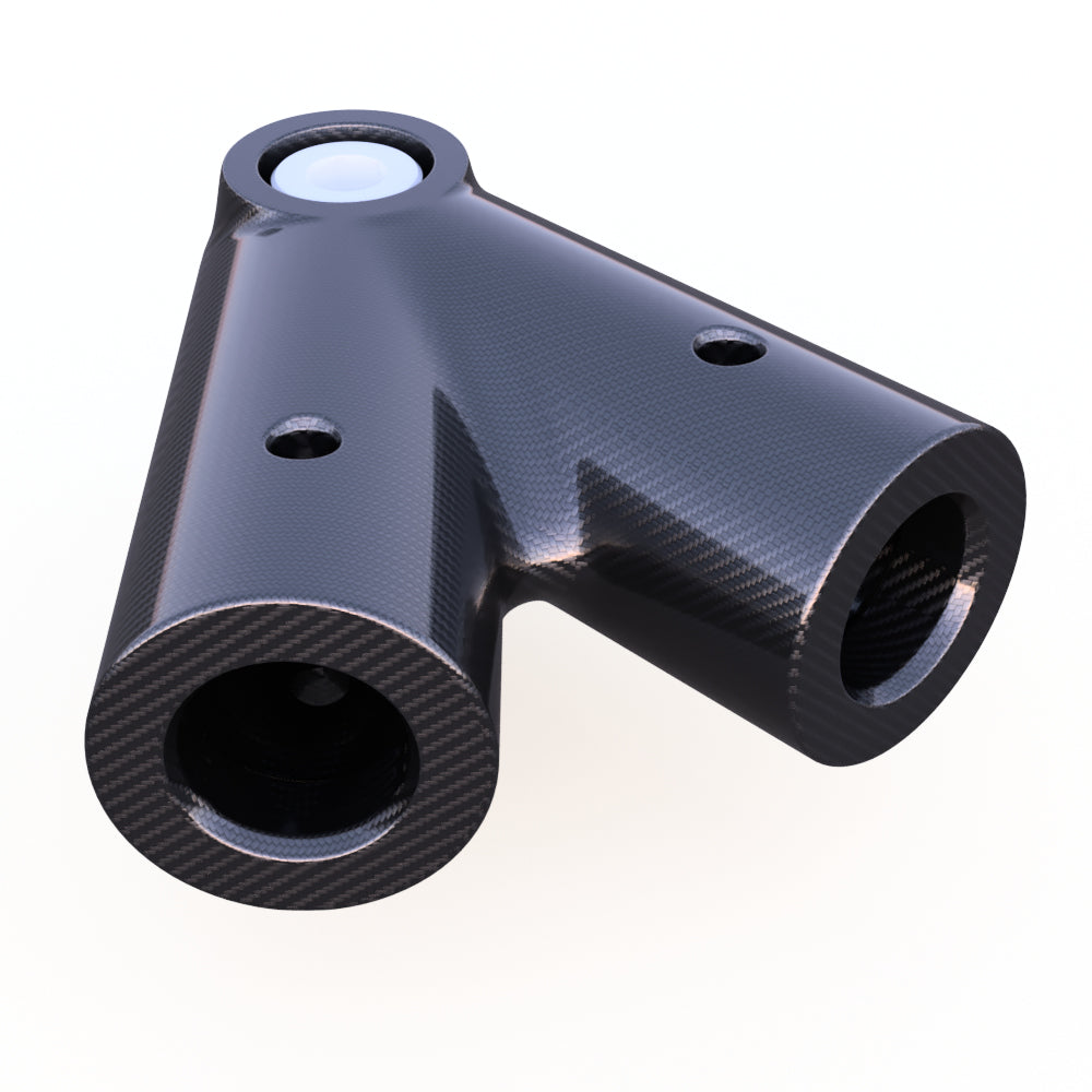 Mm round º connector used to join k carbon