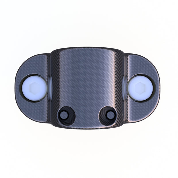 10mm Round Pillow Block Bearing Assembly (7.0 Grams) - PN 708744108432 - Overnight Composites