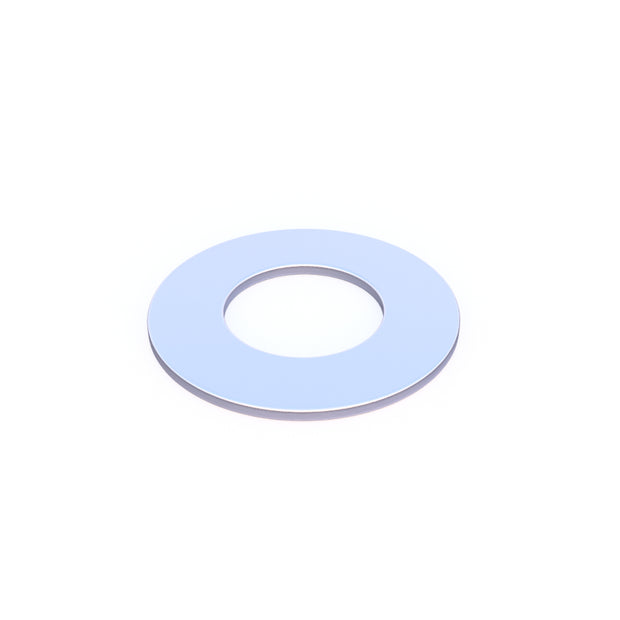 10mm Round ID - Nylon Washer (1.0 Gram) - (10) Pack - PN 708744108456 - Overnight Composites