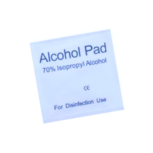 Alcohol Wipe -(10) Pack (16.0 Grams) - PN 708744108876 - Overnight Composites