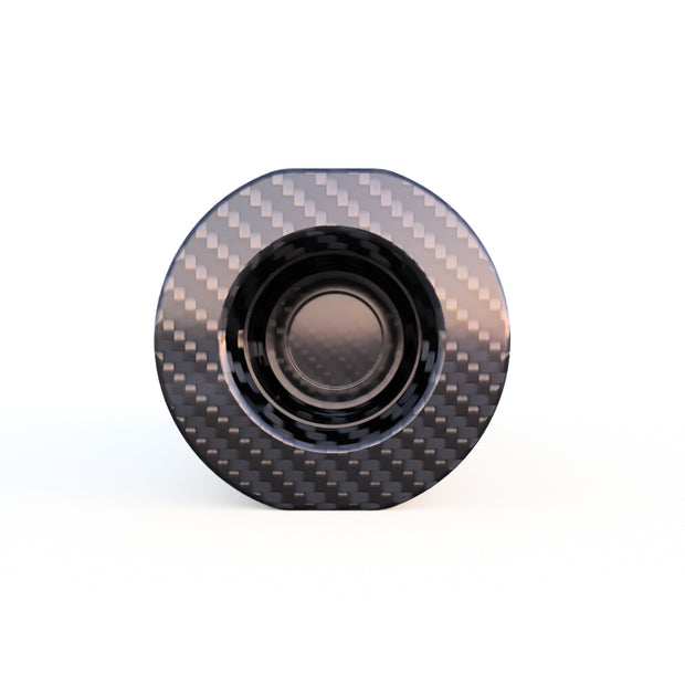 6mm Round Male/Female Thread Fitting Assembly (4.0 Grams)- PN 708744109026 - Overnight Composites