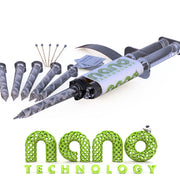 30 Minute Set, 2 Part Epoxy Kit with Nanotubes - PN 708744108562 - Overnight Composites
