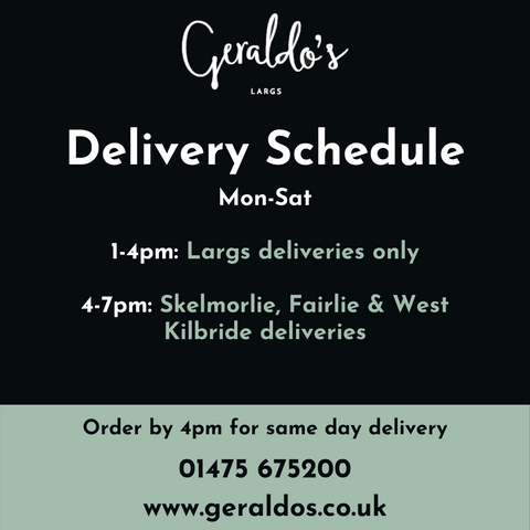 Local Delivery Schedule