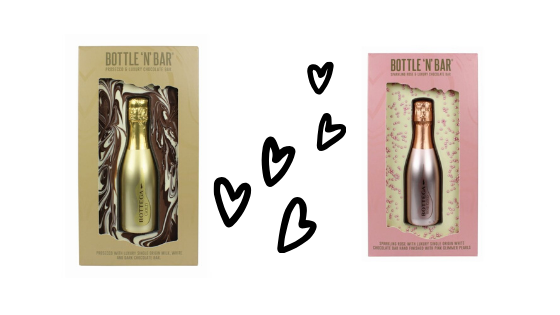 Prosecco and Chocolate for Mother's Day
