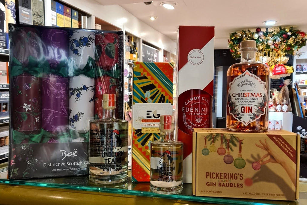 Scottish Gin Gifts for Christmas