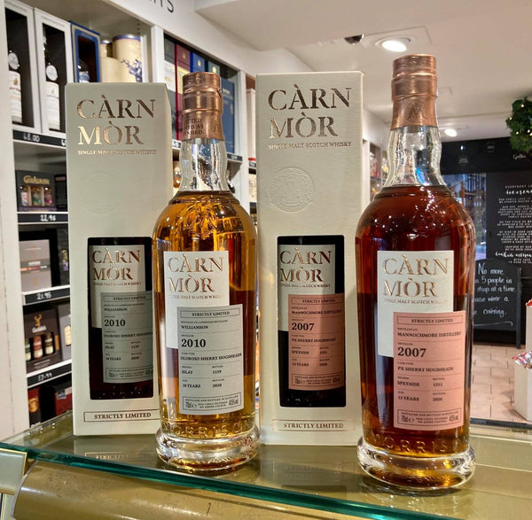 Carn Mor Limited Whisky Release