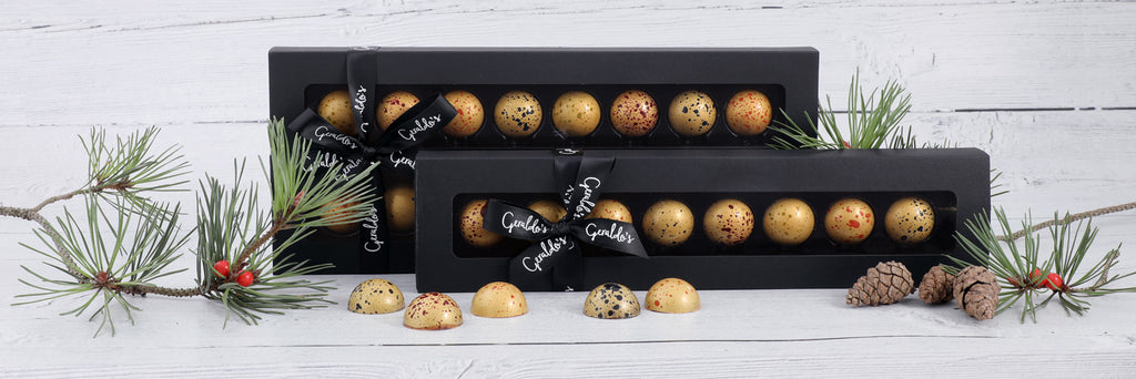 Mini Picasso Golden Chocolates