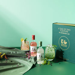 Edinburgh Gin Gift Pack - A Tale of Two Flavours