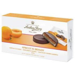 Anthon Berg Marzipan Cake - Apricot in Brandy