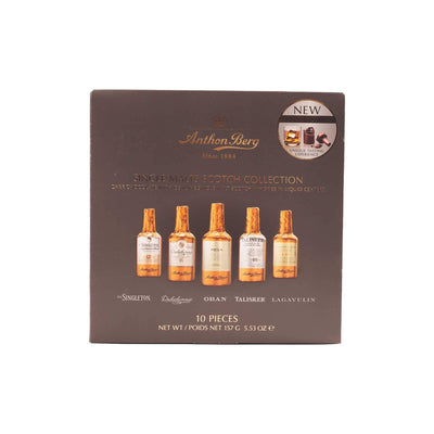Anthon Berg Whisky Liqueur Chocolate Gift Box