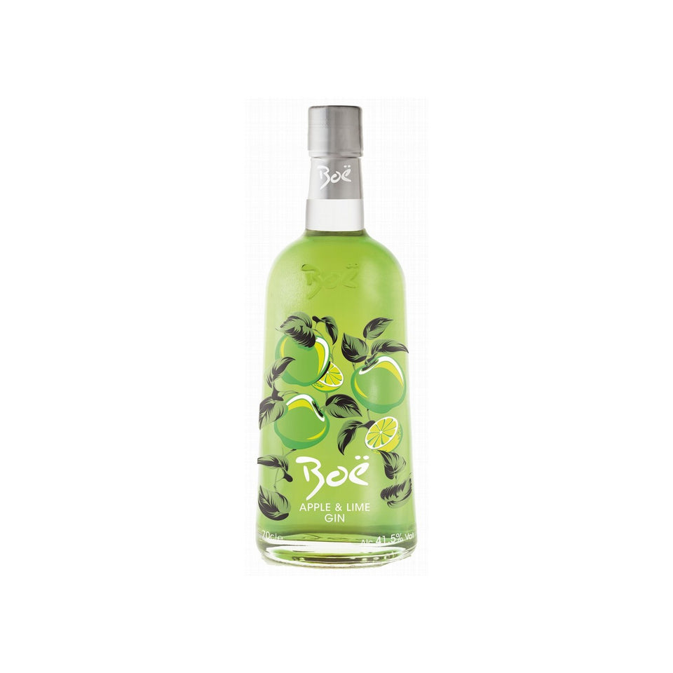 Boe Apple and Lime Gin xx