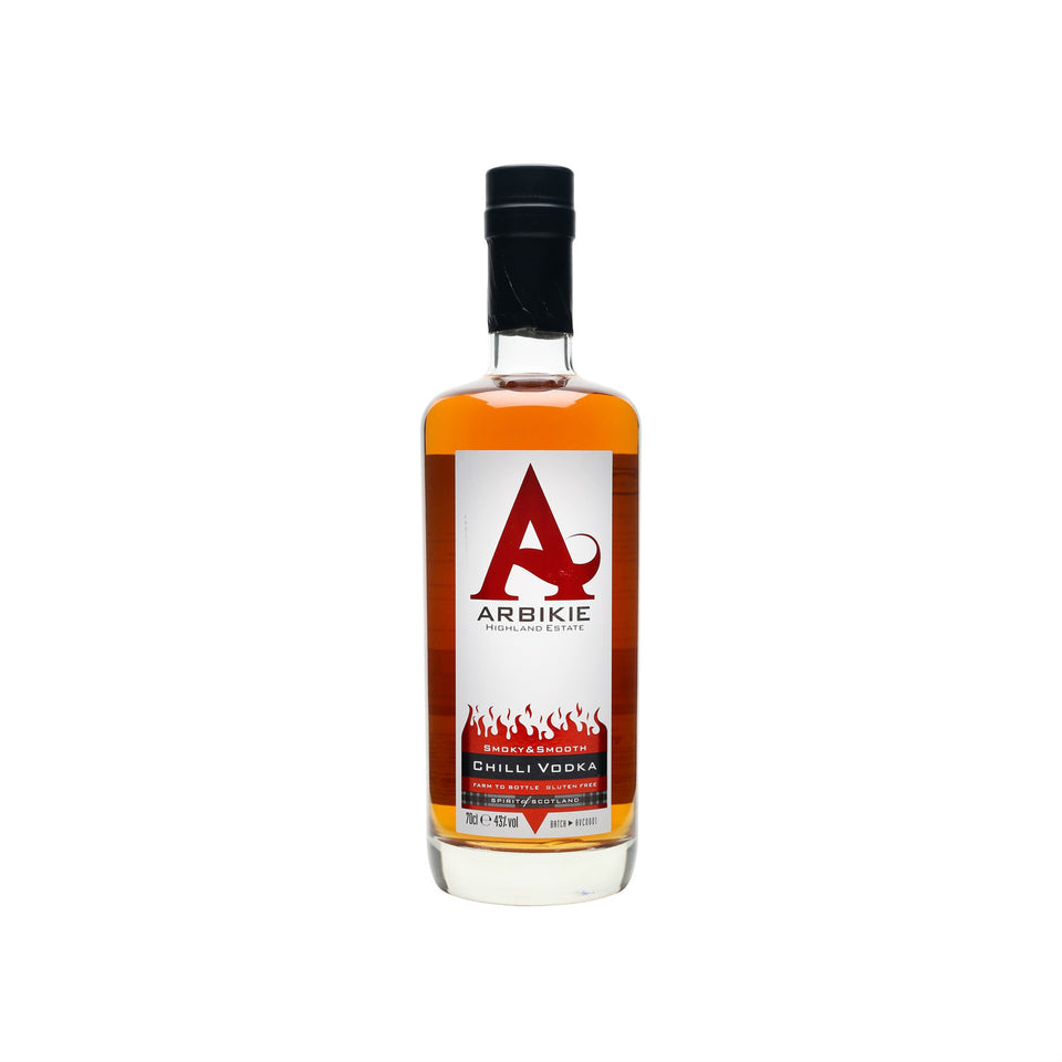 Arbikie Chilli Vodka 70cl xx