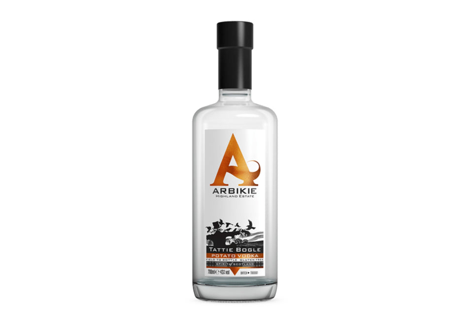 Arbikie Tattie Bogle Vodka 70cl xx