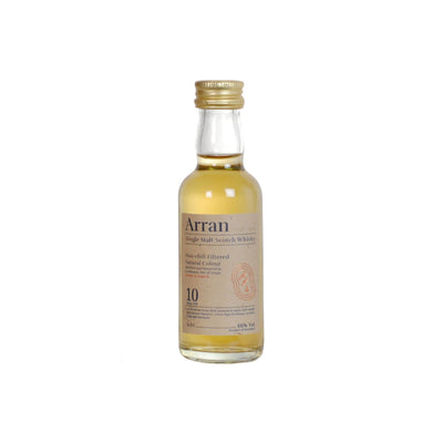 Arran Whisky 10 Year Old 5cl
