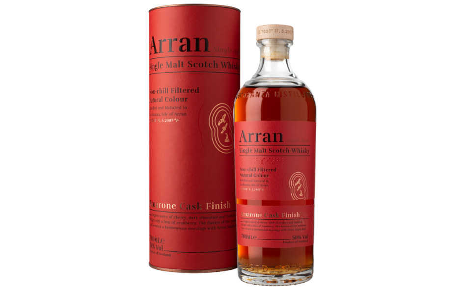 Arran Whisky - Amarone Cask Finish 2020 xx