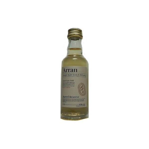 Arran Whisky Barrel Reserve 5cl xx