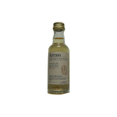 Arran Whisky Barrel Reserve - 5cl