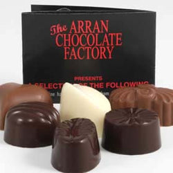 Arran Gold and Arran Chocolates Gift Hamper