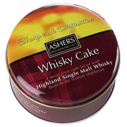 Asher's Whisky Cakes