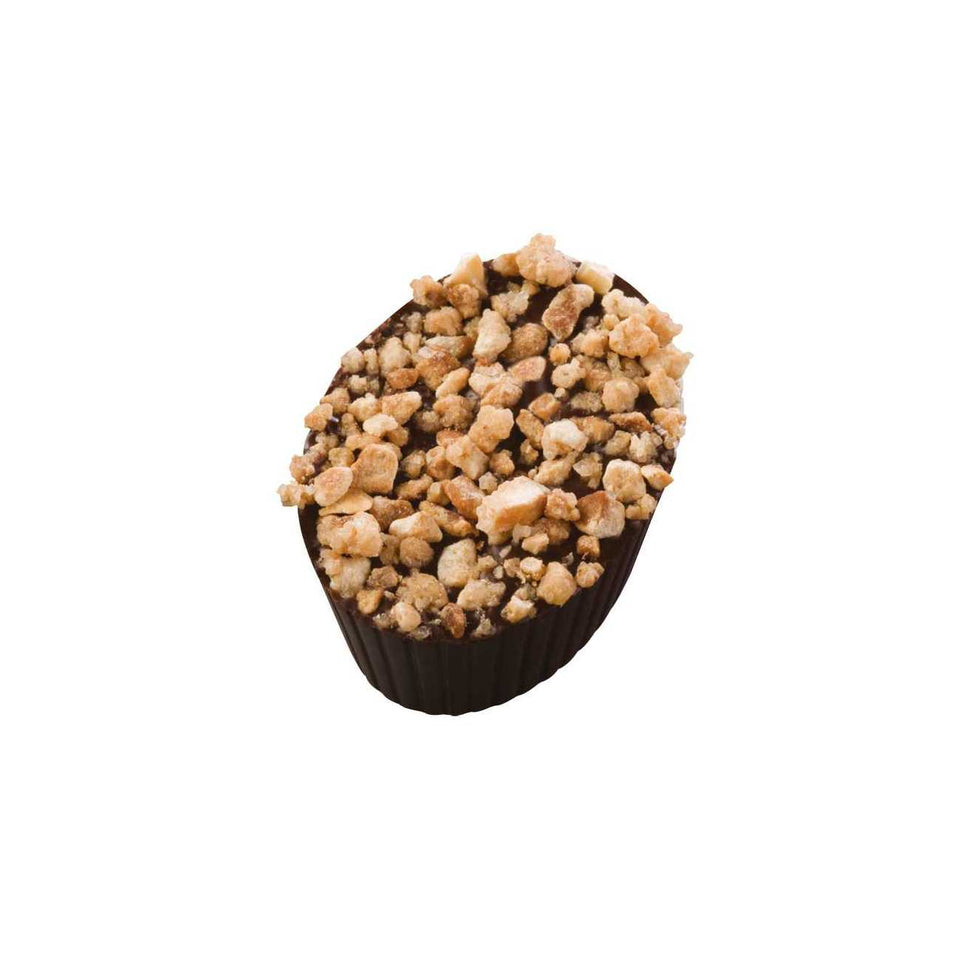 Brazilian Dark Caramel with Toasted Nuts