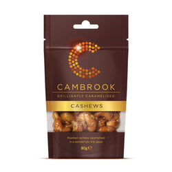 Cambrook Premium Nut Sharing Packs