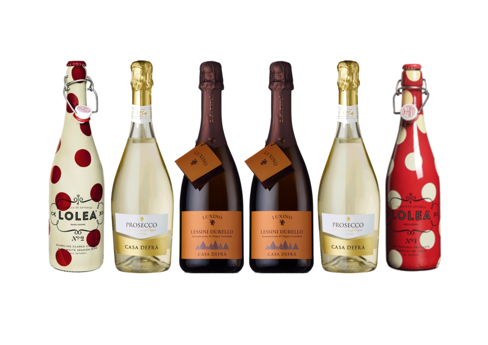 The Celebration Case - Our top 6 celebration wines & fizz for Winter 2020 xx