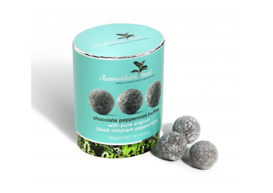 Summerdown Chocolate Peppermint Truffles xx