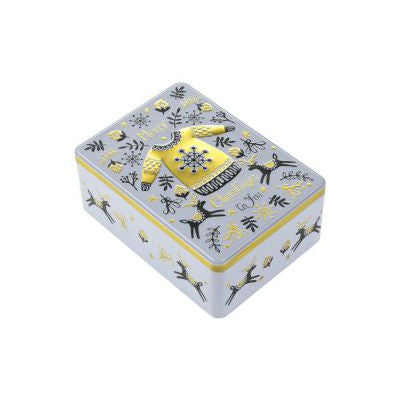 Christmas Jumper Gift Tin