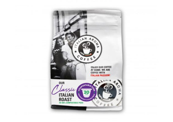 Italian Aroma Coffee - Compostable Pods