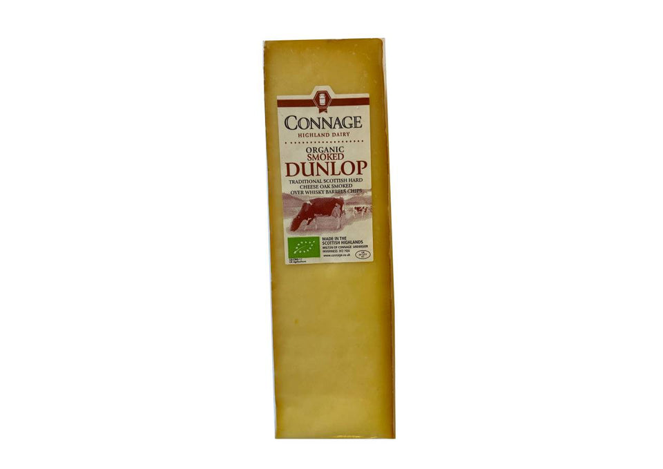 Smoked Dunlop Cheese 200g xx