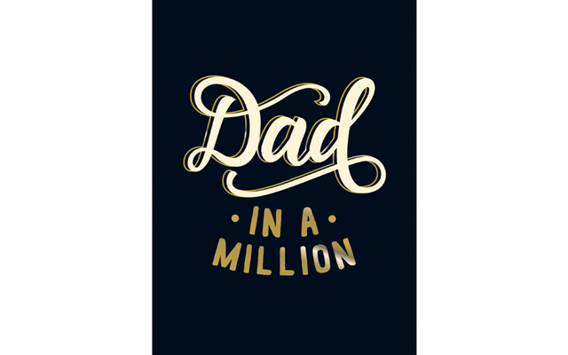 Dad in a Million Book