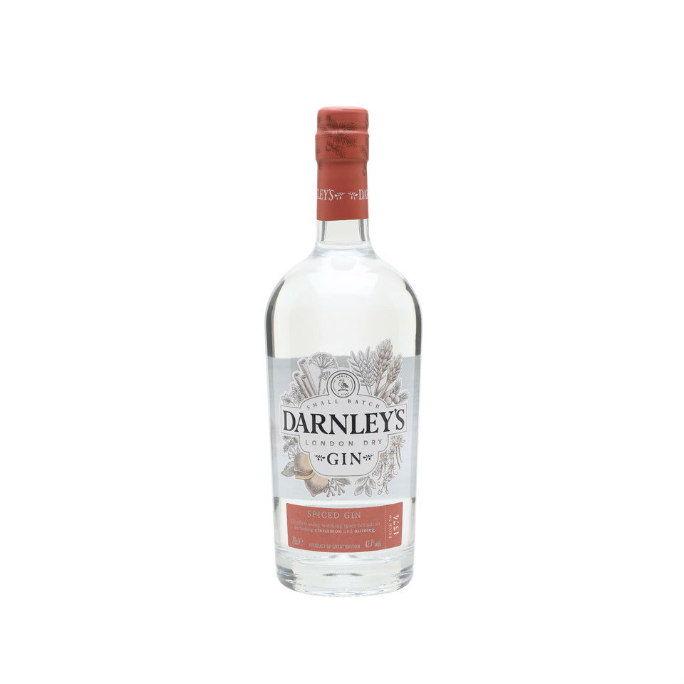 Darnley's Spiced Gin xx