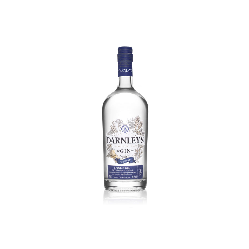 Darnley's Navy Strength Gin