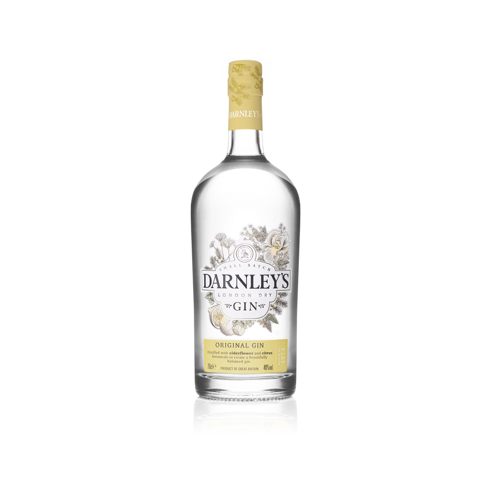 Darnley's Original Gin xx