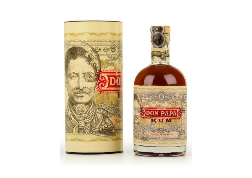 Don Papa 7 Year Old Rum xx