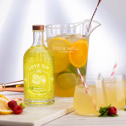 Eden Mill Mango and Pineapple Liqueur