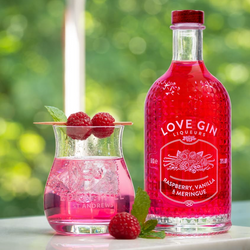 Eden Mill Raspberry, Vanilla and Meringue Liqueur